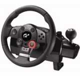 Logitech Driving Force GT Wheel For PS3/PC