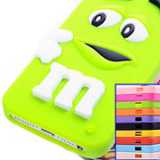 3D Cute New Lovely Silicone Case Cover Skin for IPhone 5 , 5s M