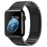 Apple Watch - link bracelet black - 42mm
