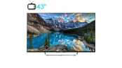 Sony KDL-43W800C BRAVIA Series Smart LED TV 43 Inch