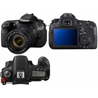 Canon EOS 60D Kit EF 18-135 IS