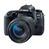 Canon EOS 77D Digital Camera With 18-135mm USM Lens