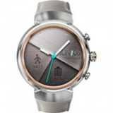 Asus Zenwatch 3 WI503Q Silver With Beige Leather Band