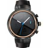 Asus Zenwatch 3 WI503Q Gunmetal With Dark Brown Leather Band