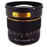 Nikon Samyang 85mm f/1.4 AS IF UMC for