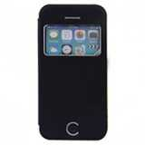 Baseus Magical Series View Flip Folio Leather for iP 5c