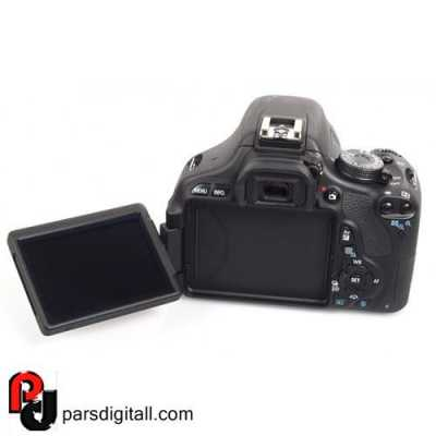 Canon EOS 600D Kiss X5 - Rebel T3i Kit 18-55 III