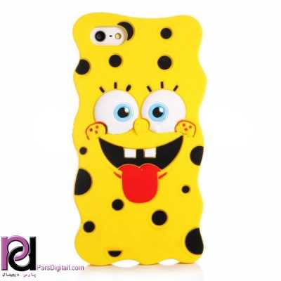 moschino spongebob squarepants iphone 5/5s case cover