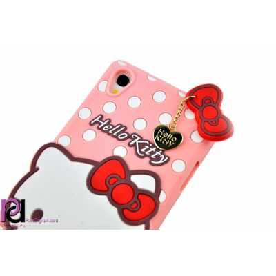 kitty RUBBER SILICONE CASE for Sony Xperia Z2