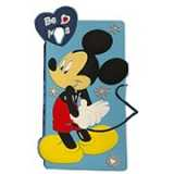 3D Cartoon Graffiti Mickey Mouse For Xperia Z2