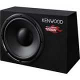 Kenwood KSC-W1200B Car Subwoofer